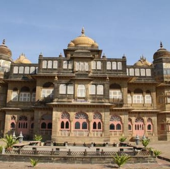 The tourist spots in mandvi