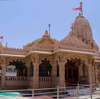 The images of temples and gurudwara to be visited