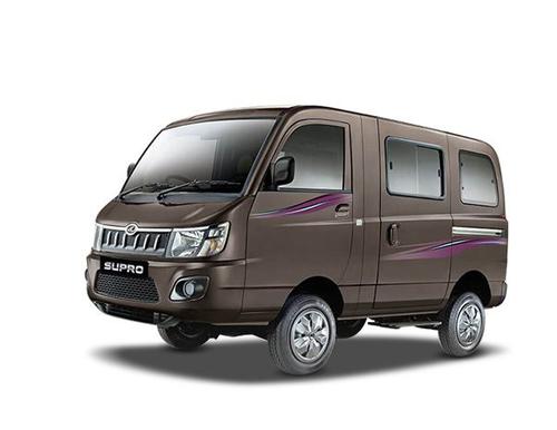 MAHINDARA MAHINDARA SUPRO MAXI Car Rental Service