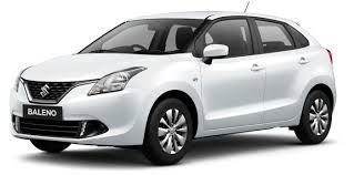MARUTI SUZUKU BALENO HATCHBACK Car Rental Service