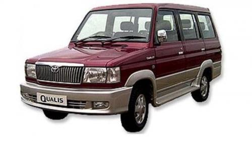 TOYOTA TOYOTA Qualis SUV Car Rental Service