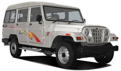 MAHINDARA MAHINDARA Maxx SUV Car Rental Service