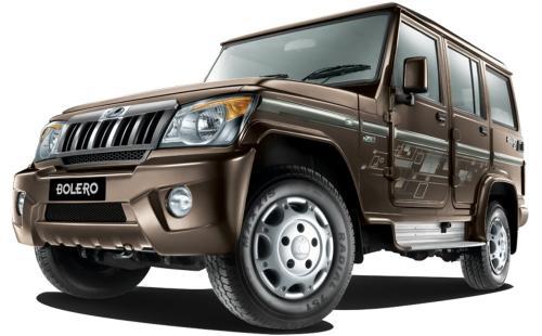 MAHINDARA MAHINDARA BOLERO SUV Car Rental Service