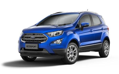 FORD FORD ECO SPORT SUV Car Rental Service