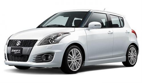 Suzuki SWIFT (HATCHBACK)